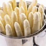 Weißen Spargel kochen
